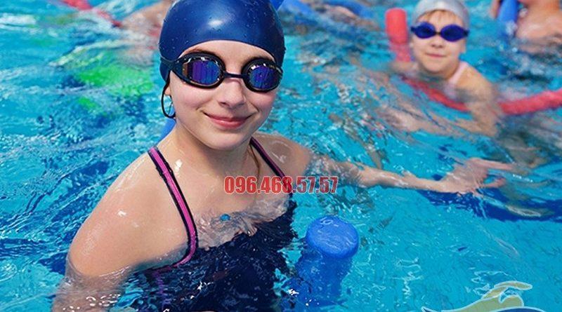 Các lớp học bơi kèm riêng 2017 tại bể bơi khách sạn Bảo Sơn