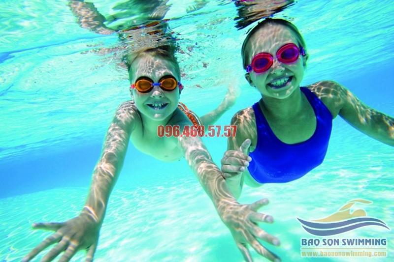 Cách đăng ký tham gia lớp học bơi kèm riêng 2017 bể bơi Bảo Sơn