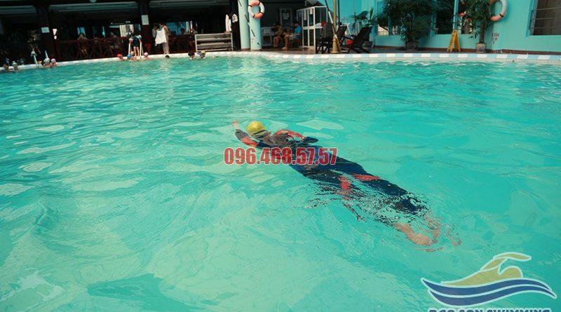 Cách học bơi sải nhanh, đúng phương pháp kỹ thuật cơ bản