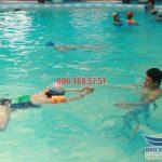 Cam kết bơi ếch thành thạo sau 7 ngày học bơi tại Bảo Sơn Swimming