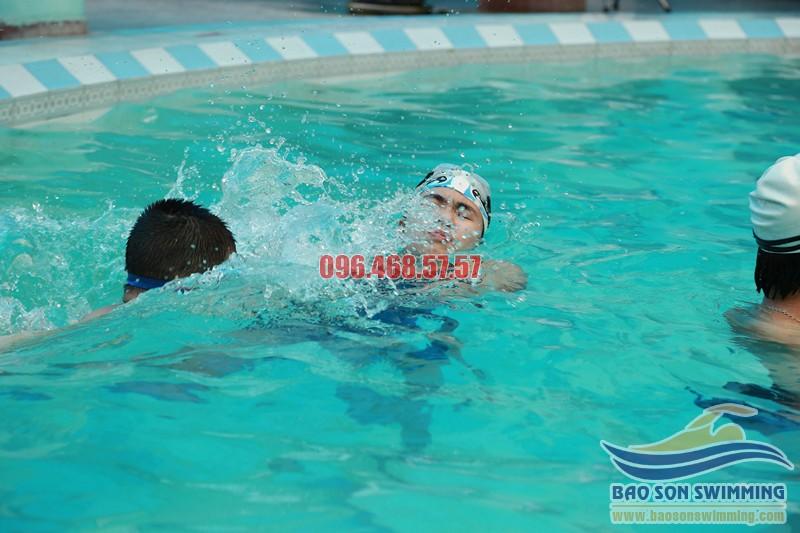 Trung tâm dạy bơi ếch uy tín, chất lượng tại Hà Nội