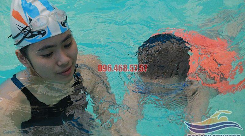 Chi phí học bơi kèm riêng bể bơi khách sạn Bảo Sơn 2017