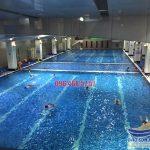 Địa chỉ dạy học bơi bể Hapulico uy tín tại Hà Nội