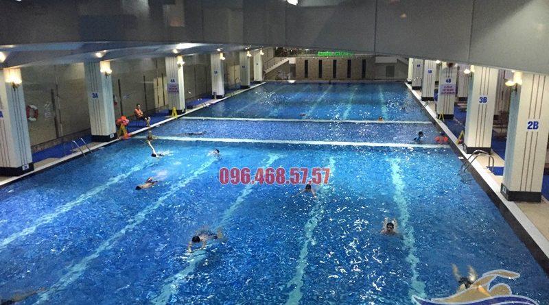 Địa chỉ dạy học bơi bể Hapulico uy tín tại Hà NộiĐịa chỉ dạy học bơi bể Hapulico uy tín tại Hà Nội