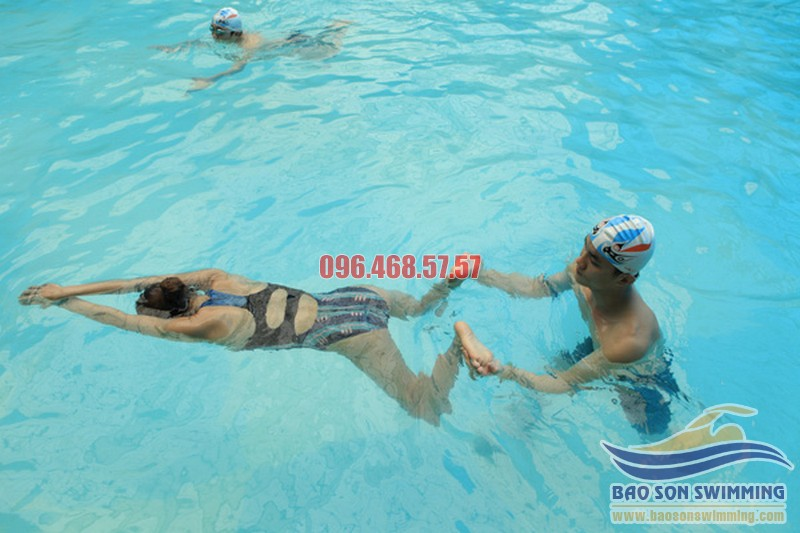 Tập thở đúng cách với từng kiểu bơi 01