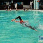Học bơi sải với các VĐV bơi lội chuyên nghiệp tại Bảo Sơn Swimming