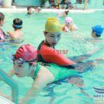 Học phí lớp học bơi sải kèm riêng 2017 tại bể bơi khách sạn Bảo Sơn