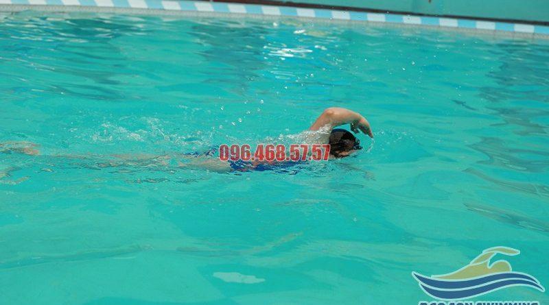 Hướng dẫn kỹ thuật bơi sải nhanh từ A đến Z đảm bảo dễ hiểu