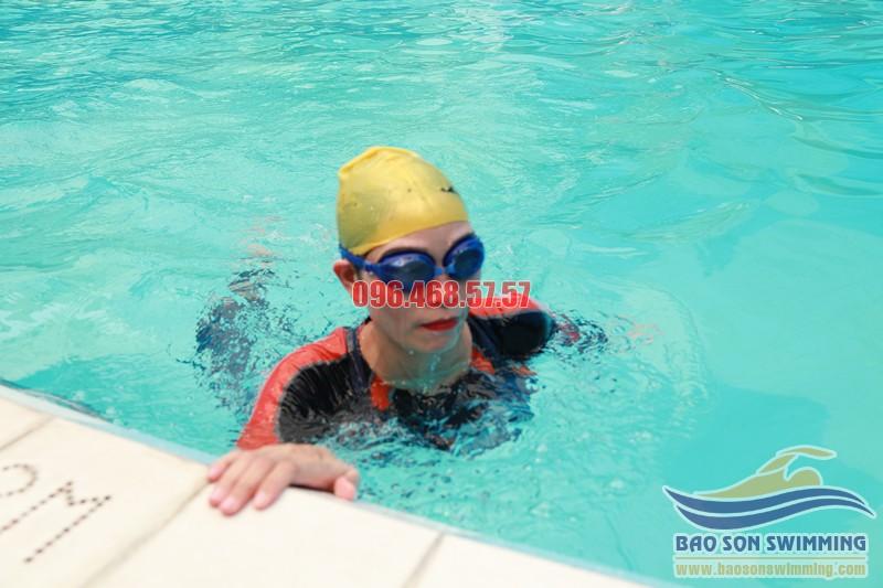 Trung tâm dạy bơi sải uy tín, chất lượng tại Hà Nội