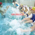 Kỹ năng học bơi để trẻ luôn được an toàn