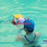 Trung tâm dạy bơi trẻ em uy tín, học phí hợp lý tại bể Bảo Sơn