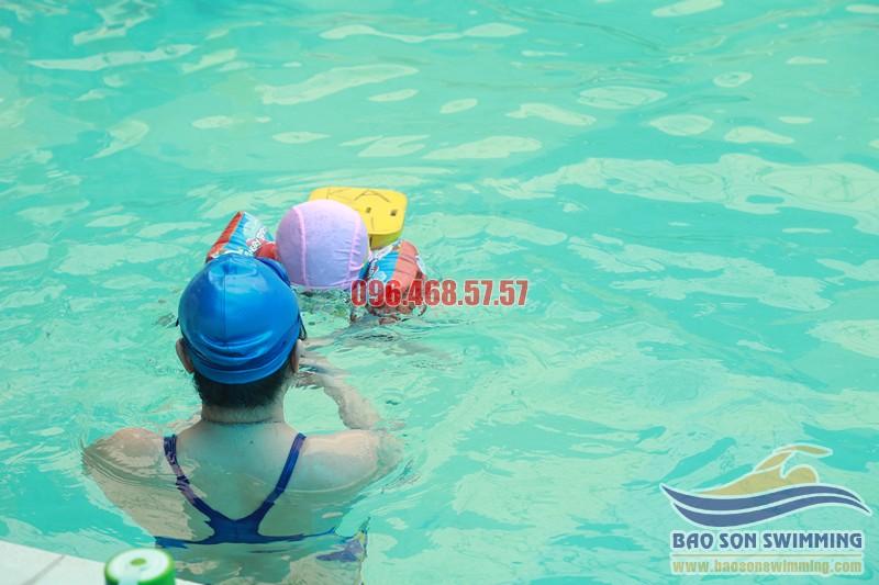 Bảo Sơn Swimming - bể bơi trẻ em tốt nhất Hà Nội