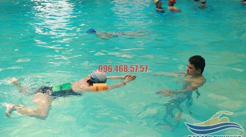 Danh sách các bể thực hành bơi chất lượng cao của Bảo Sơn Swimming