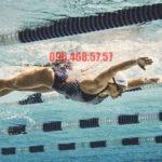 Học kĩ thuật bơi bướm điêu luyện, chuẩn đẹp