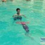 Học bơi ếch với các VĐV bơi lội chuyên nghiệp tại Bảo Sơn Swimming
