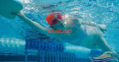 Kĩ thuật bơi sải đường dài nhanh mà không bị mệt