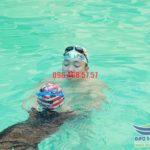 Nhận dạy học bơi bể Bảo Sơn cho trẻ từ 4 đến 5 tuổi hè 2017