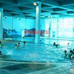 Lớp học bơi cấp tốc, chi phí rẻ 2017 tại bể bơi Vạn Bảo
