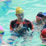 Vì sao các lớp học bơi bể Bảo Sơn của Bảo Sơn Swimming hút học viên?