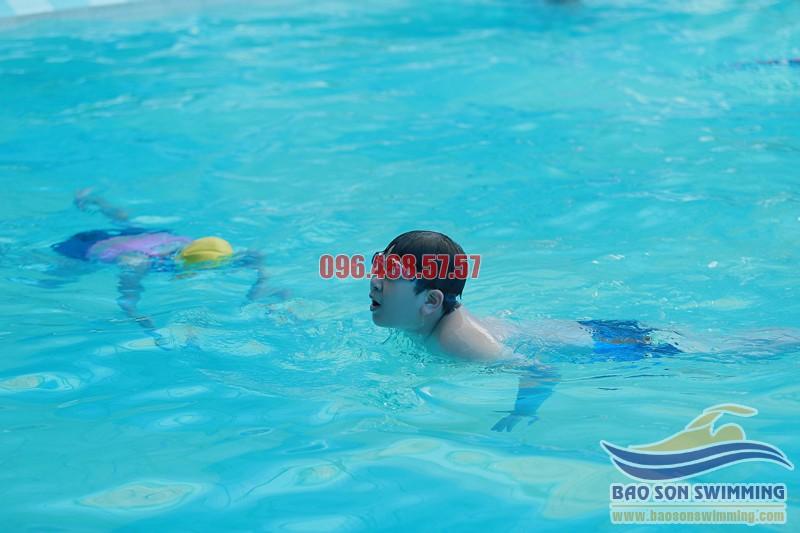 Bảo Sơn Swimming - Trung tâm dạy bơi bể khách sạn Bảo Sơn uy tín