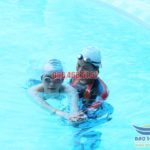 Học phí các lớp học bơi ếch kèm riêng tại bể bơi Bảo Sơn