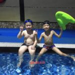 Lớp học bơi giá rẻ cho trẻ em tại bể bơi Hapulico