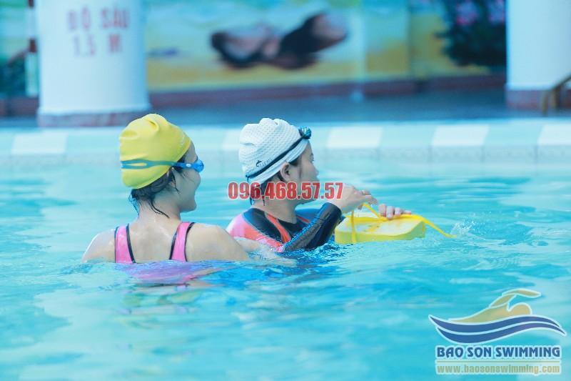 Những điều cần chuẩn bị trước khi đi học bơi